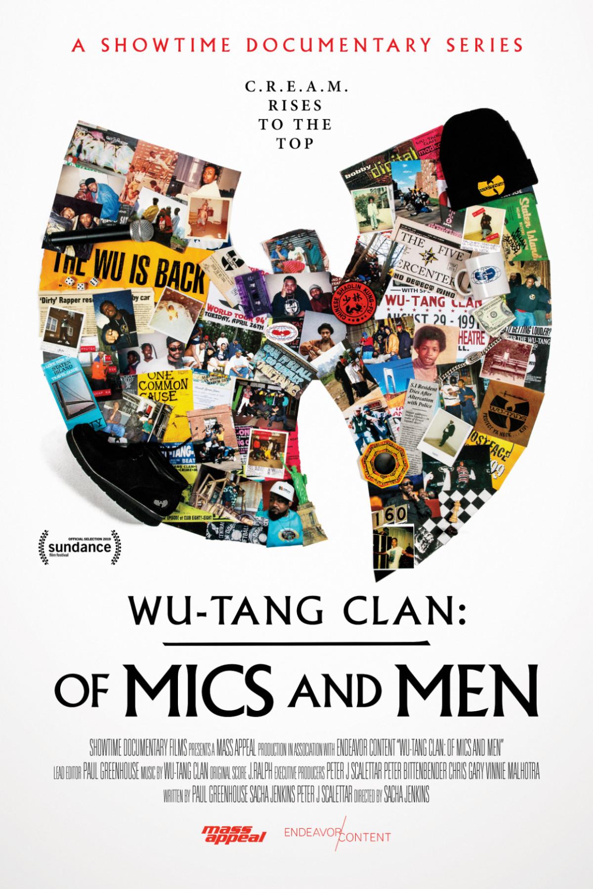 Wu-Tang Clan documentary series of mics and men