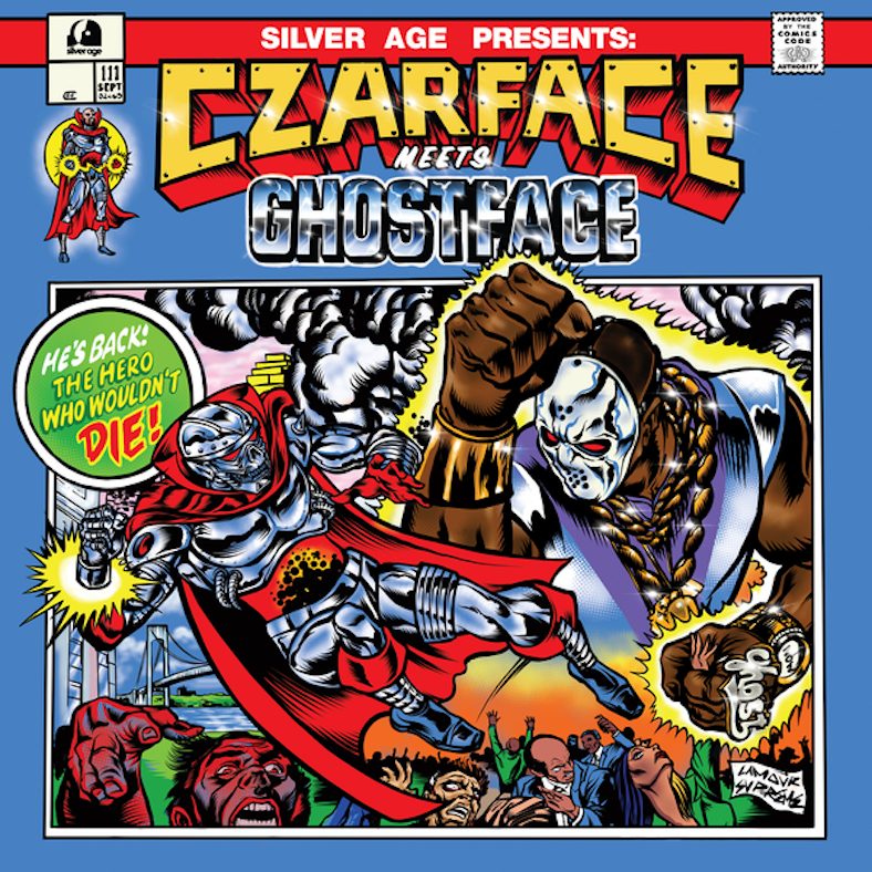 Czarface meets Ghostface review