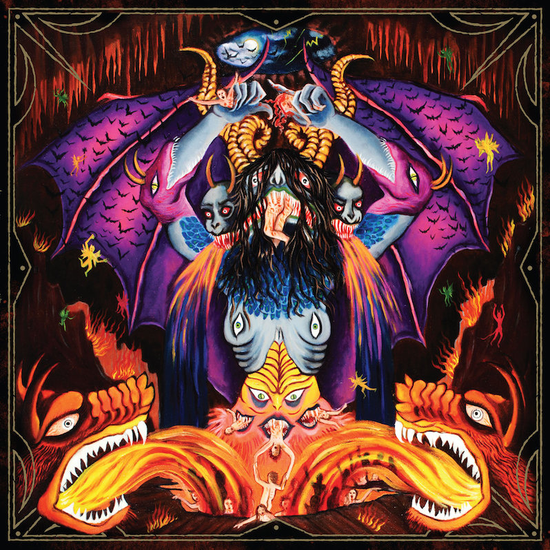 Devil Master Satan Spits review Album of the Week