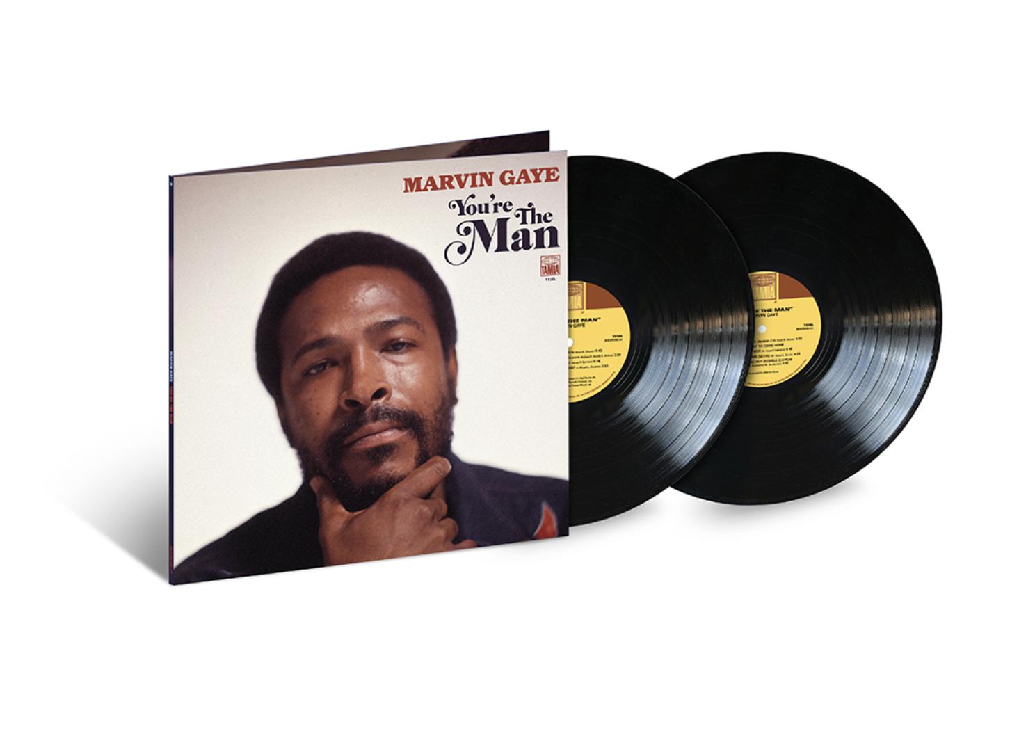 Marvin Gaye lost album