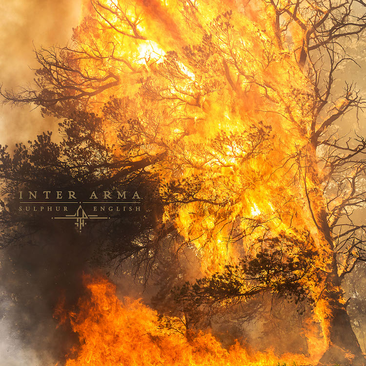 Inter Arma new album Sulphur English