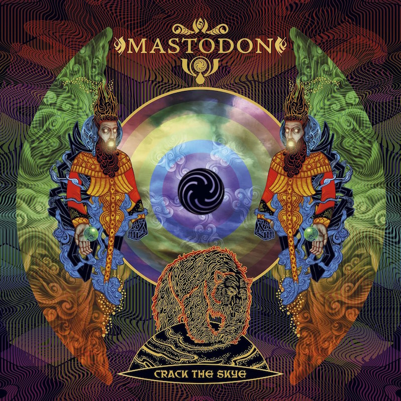 Mastodon Crack the Skye anniversary