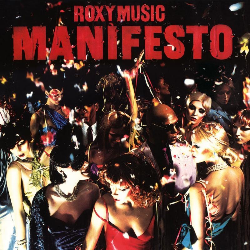 Roxy Music discography Manifesto