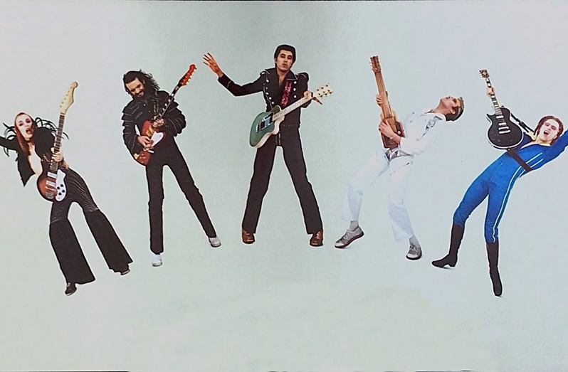 Roxy Music albums ranked catalog discography