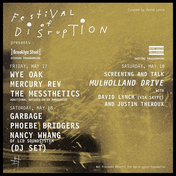 Festival of Disruption 2019