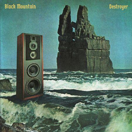 Black Mountain new album Destroyer