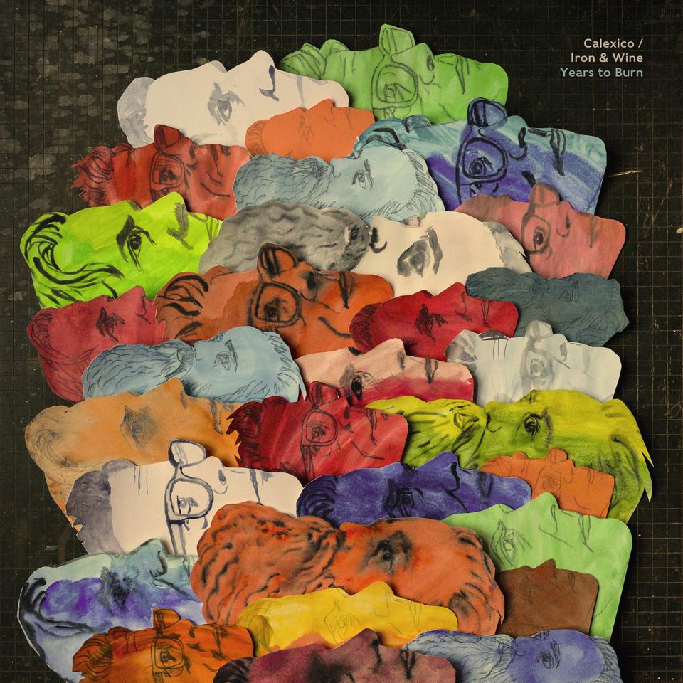 Iron and Wine Calexico new album