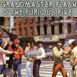 grandmaster flash the message