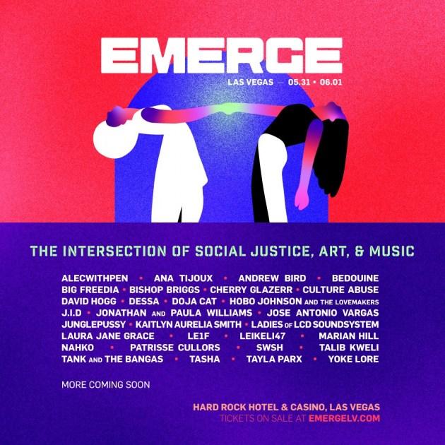 Emerge Las Vegas festival 2019