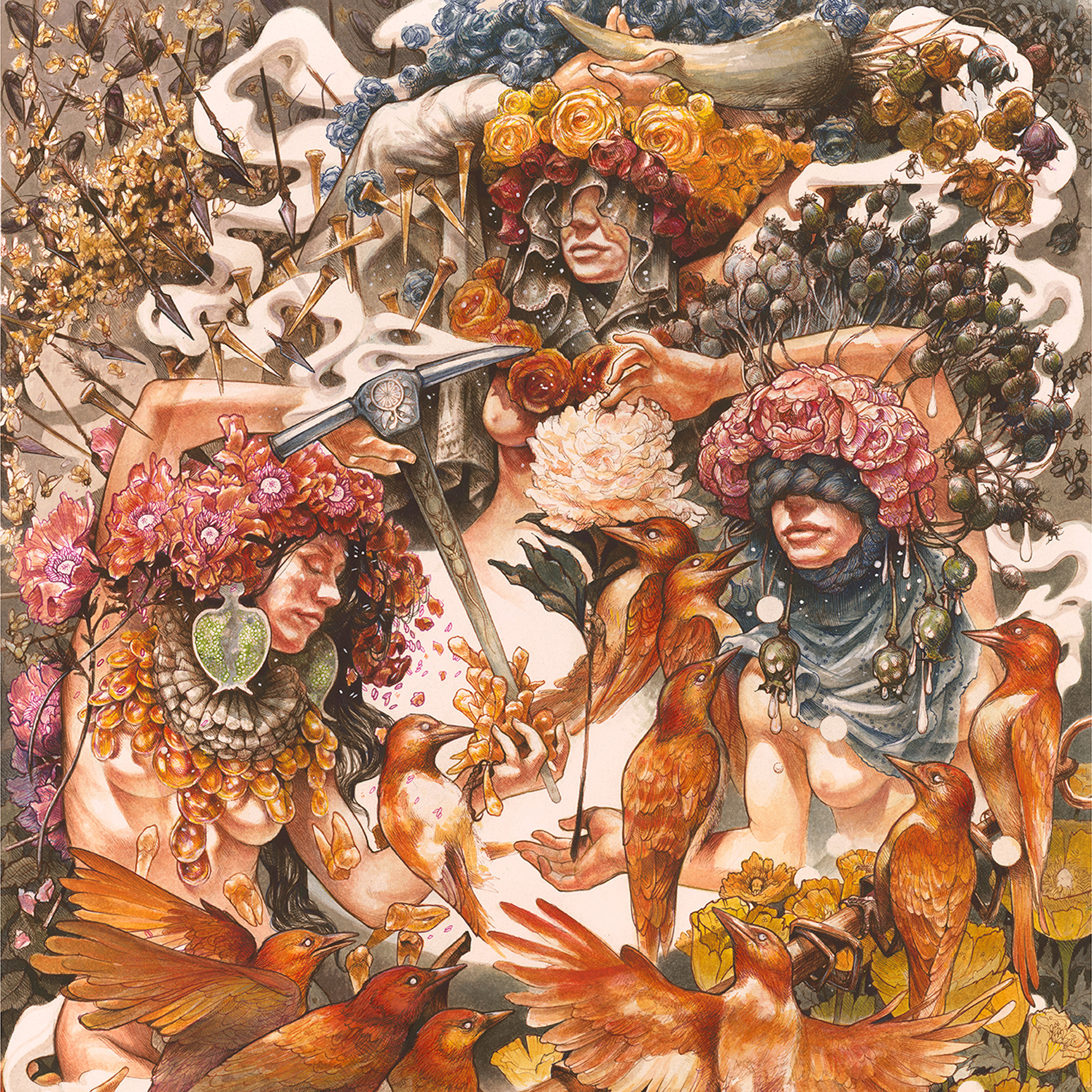 Baroness new album Gold & Grey