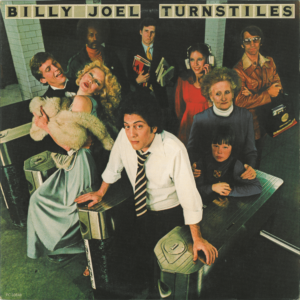 essential Manhattan albums Billy Joel