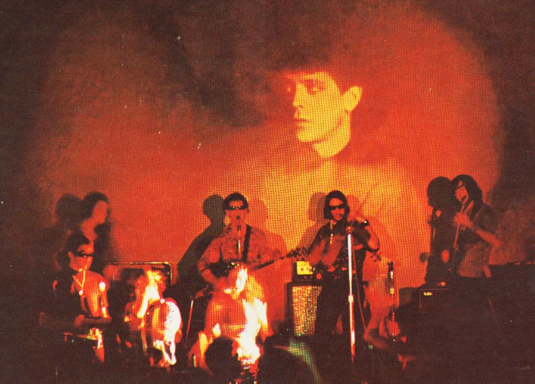 Manhattan albums Velvet Underground