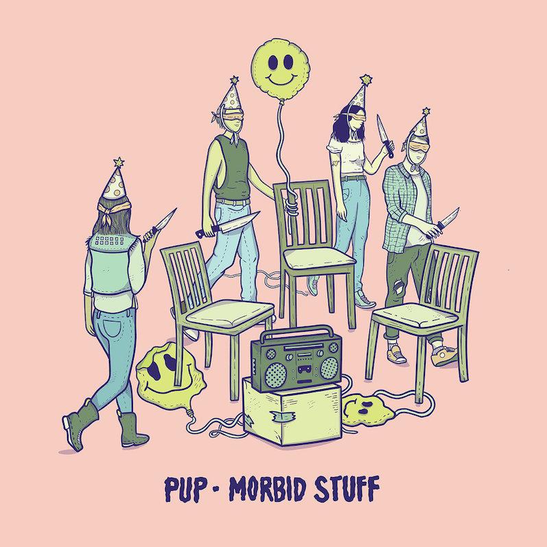 Pup Morbid Stuff review