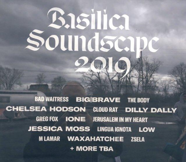 Basilica Soundscape 2019