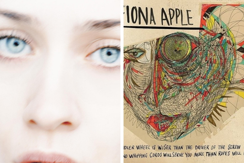 Fiona Apple Tidal vs. The Idler Wheel