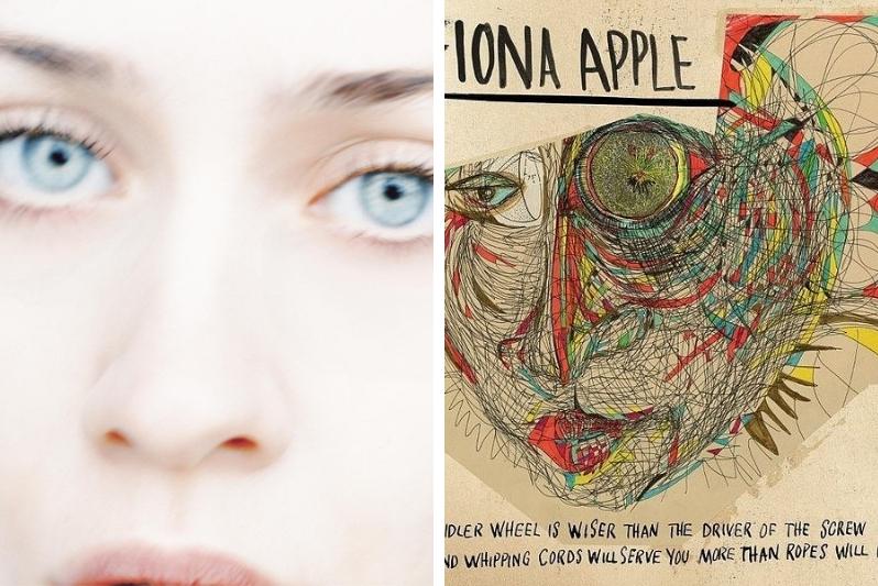 Fiona Apple Tidal vs. The Idler Wheel