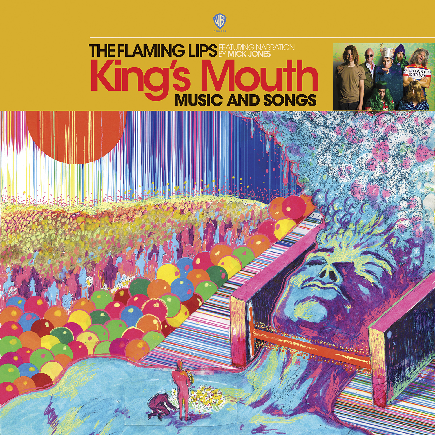 Flaming Lips new track King's Mouth