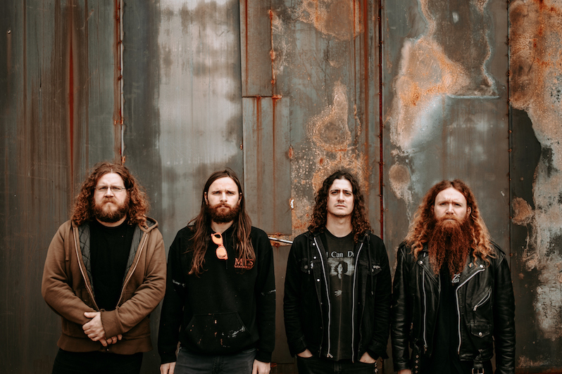 Inter Arma interview 2019