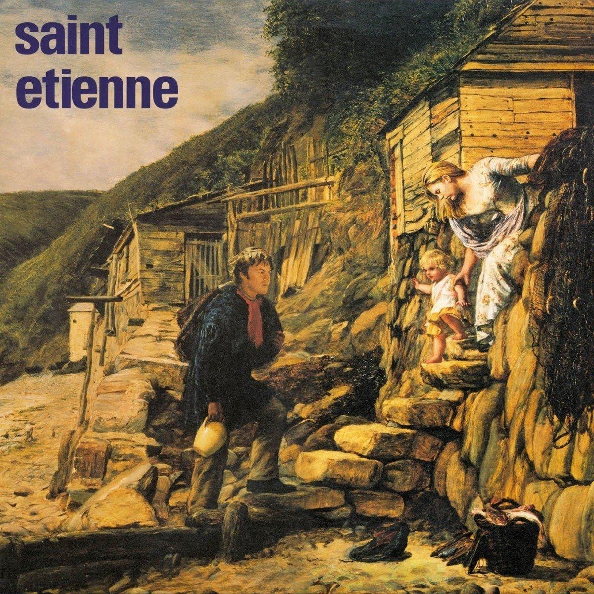 Saint Etienne Tiger Bay reissue