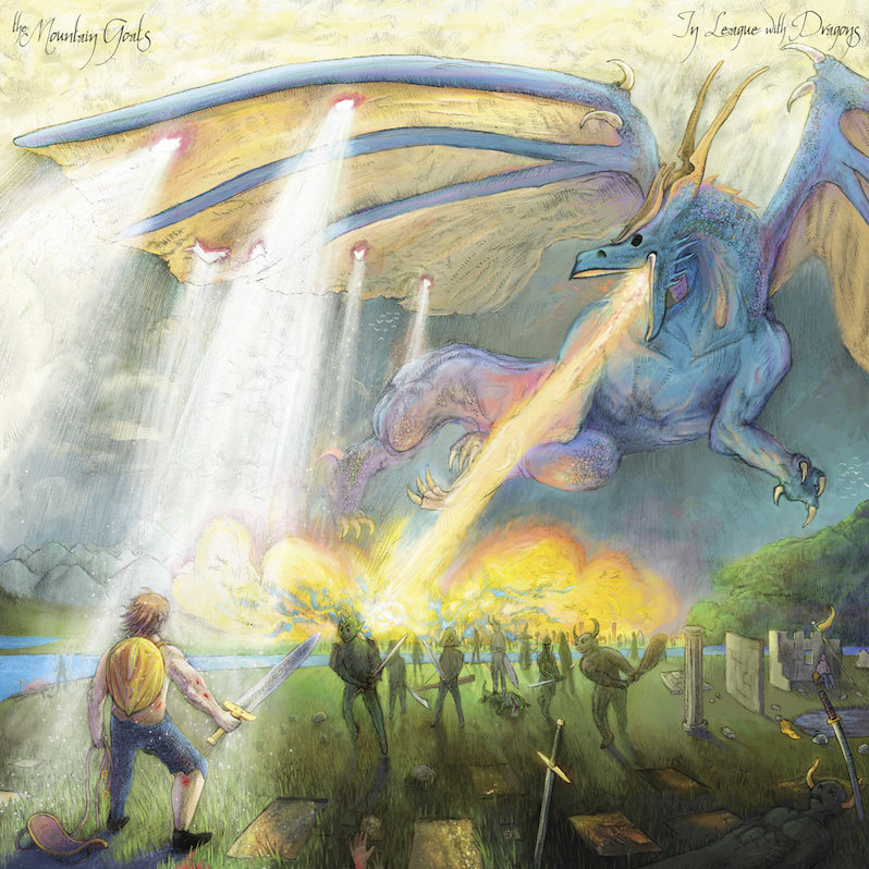 Mountain Goats In League With Dragons review