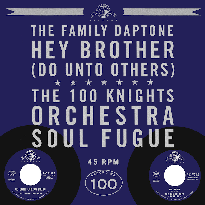 Daptone 100th 45
