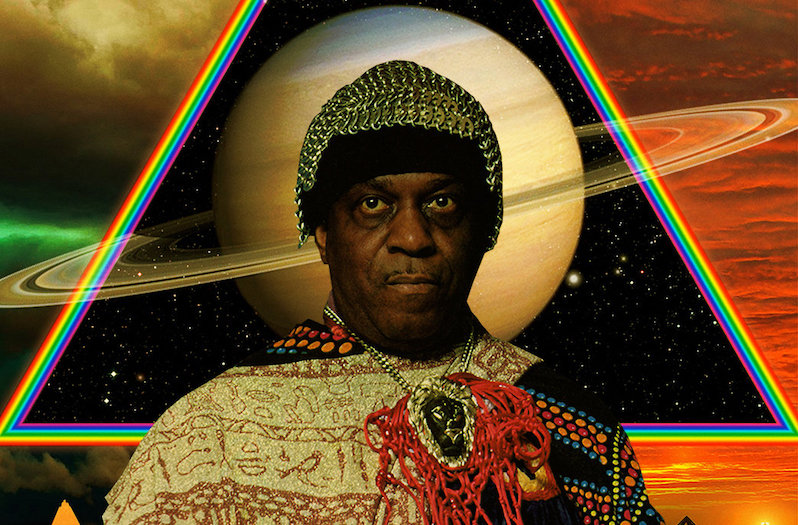 A Beginner's Guide to the interstellar music of Sun Ra