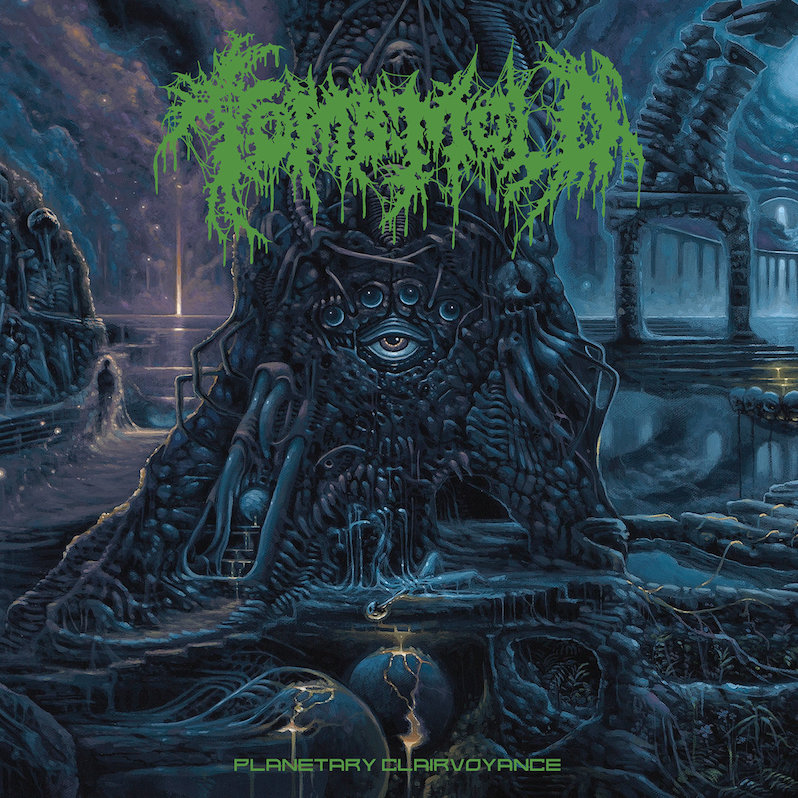 Tomb Mold new album 2019