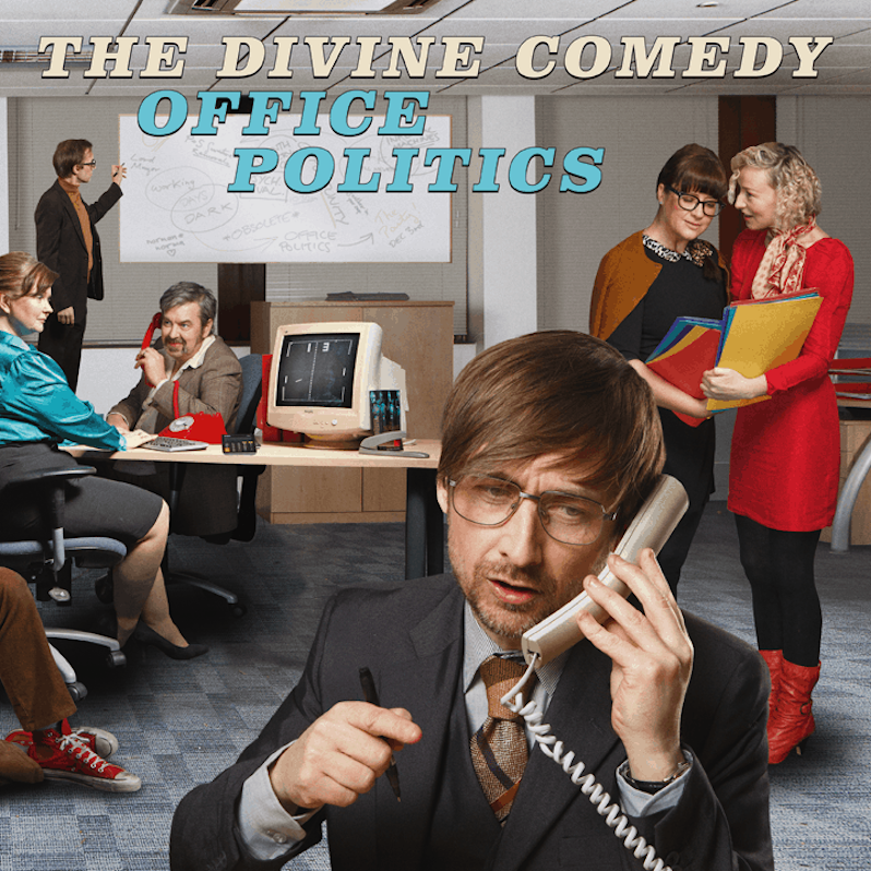 Divine Comedy Office Politics review