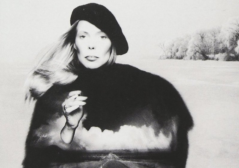 Joni Mitchell beginner's guide