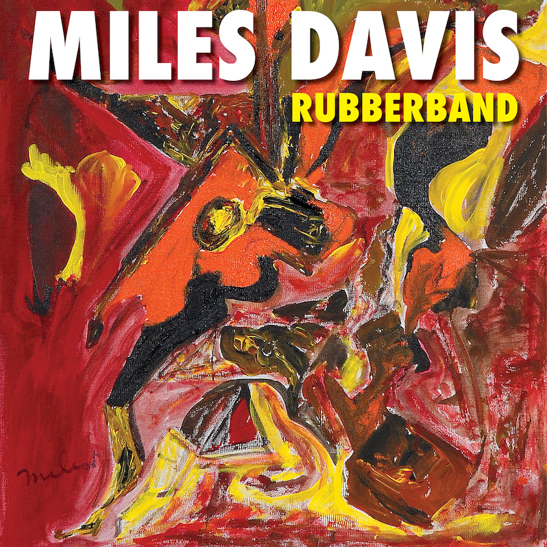 Miles Davis unreleased album Rubberband