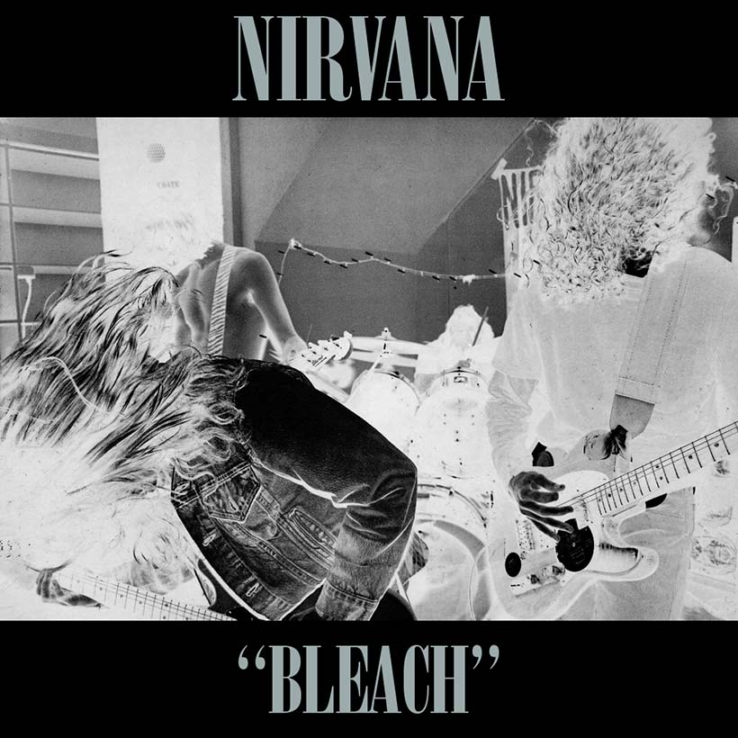 Nirvana Bleach hall of fame