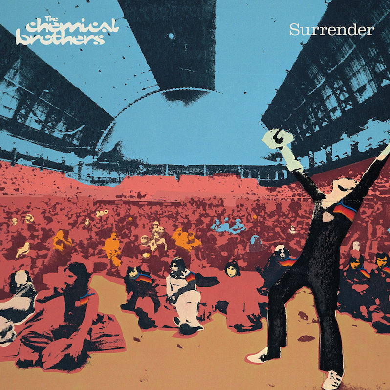 Chemical Brothers Surrender reissue