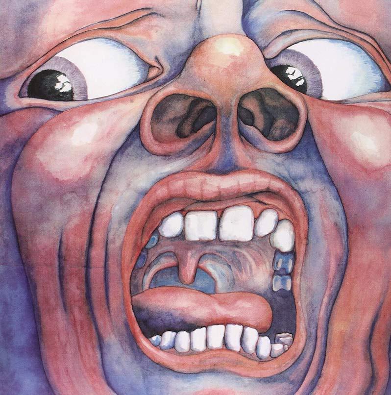 King Crimson catalog streaming