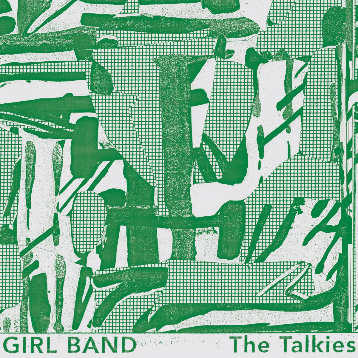 Girl Band new album The Talkies