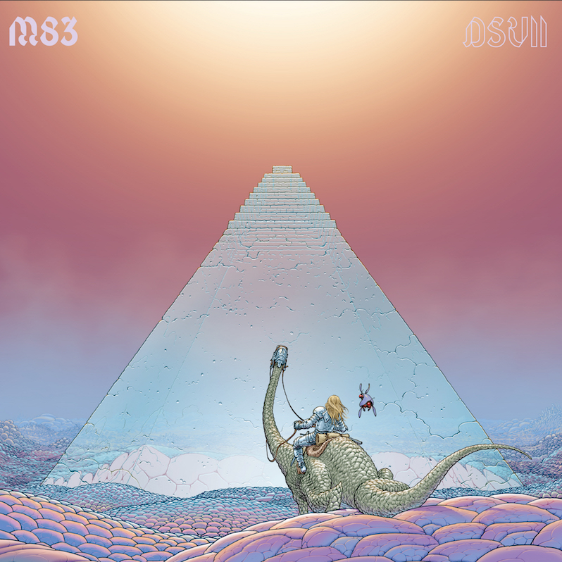 M83 new album DSVII