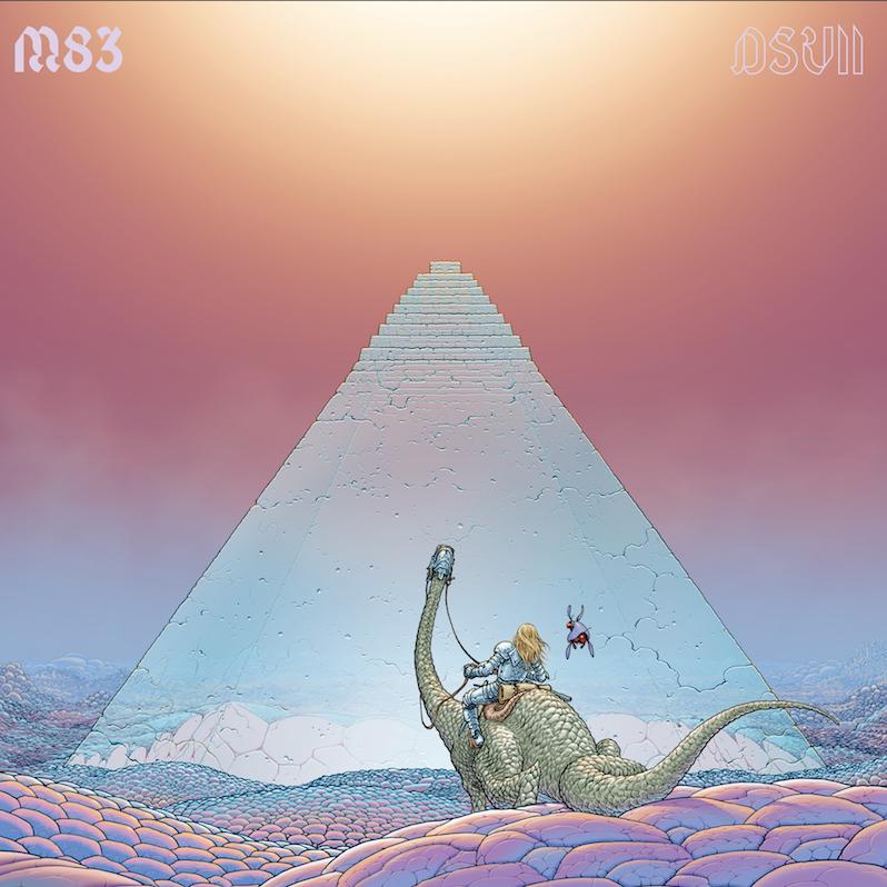 M83 new album DSVII