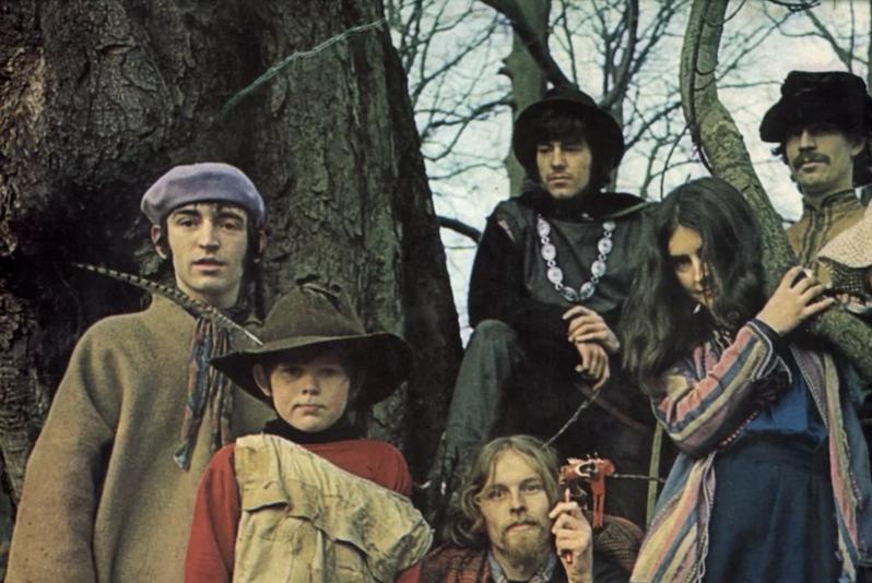 Psychedelic Folk albums