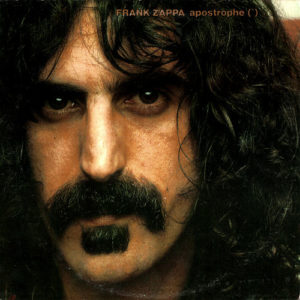 Frank Zappa beginner's guide Apostrophe
