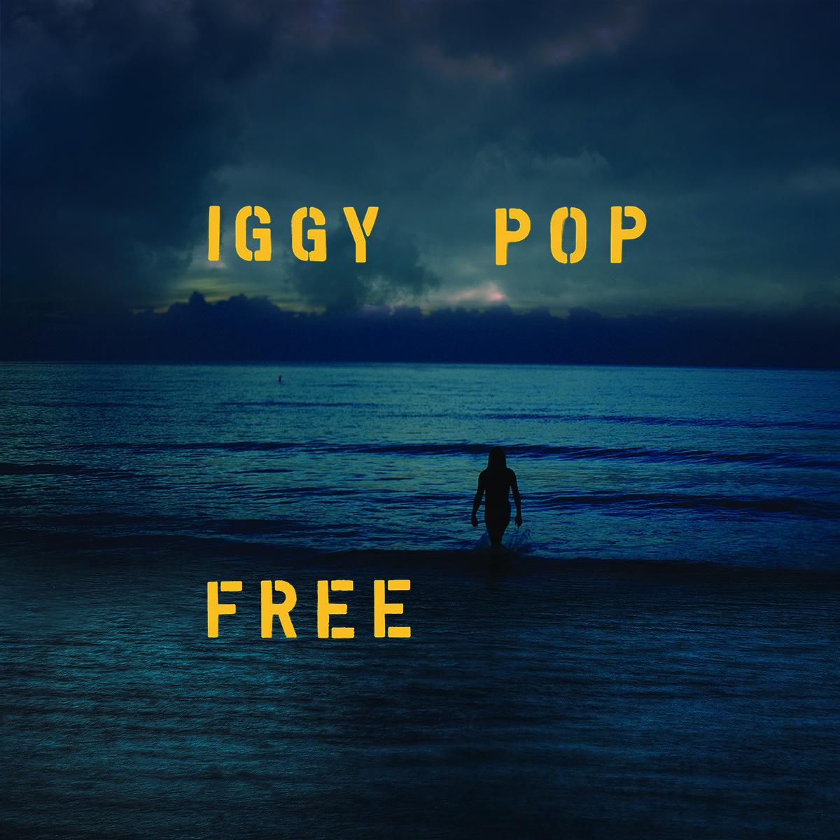 Iggy Pop new album Free