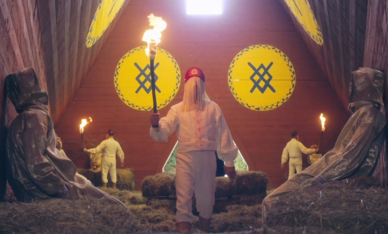 Midsommar music character