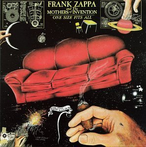 Frank Zappa beginner's guide One Size Fits All