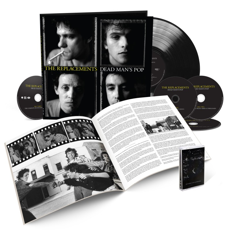 Replacements box set Dead Man's Pop