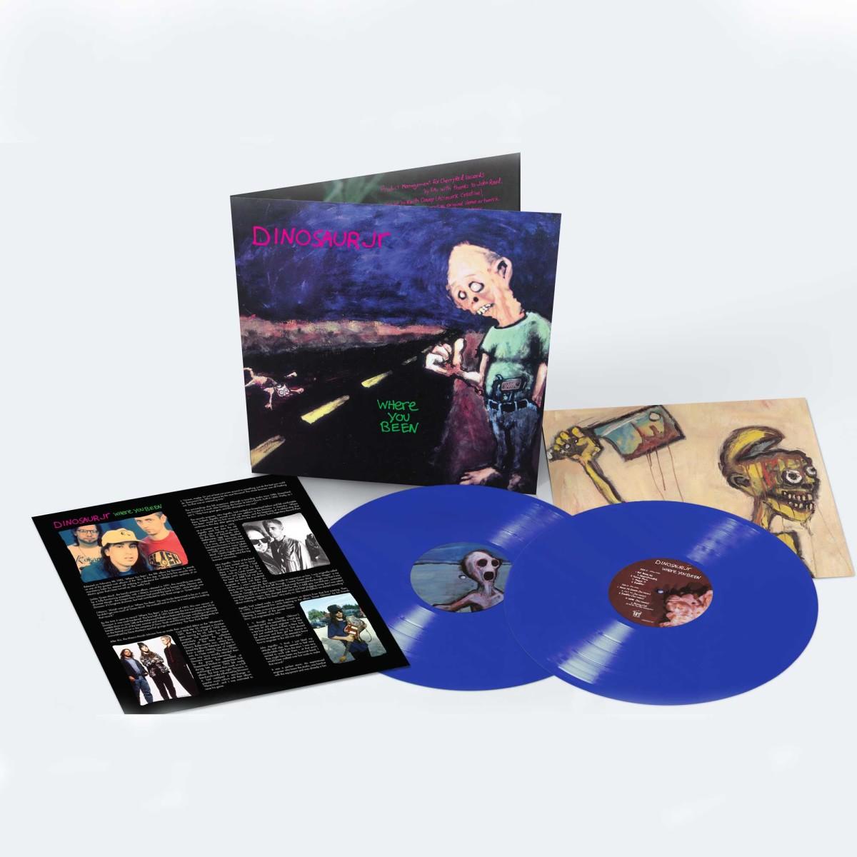 Dinosaur Jr. 90s albums reissues