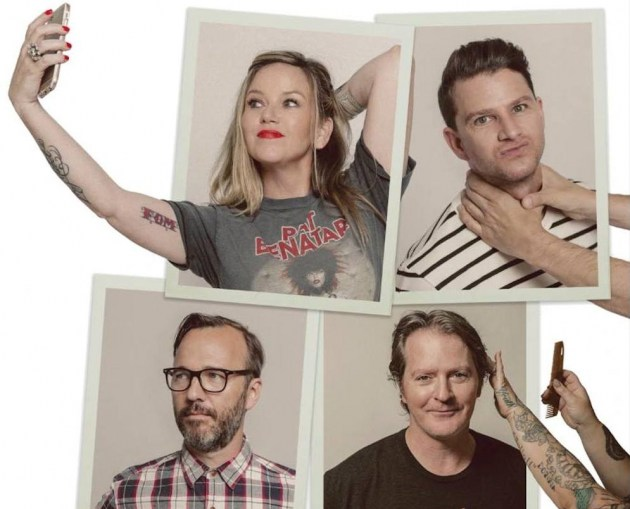 Letters to Cleo tour