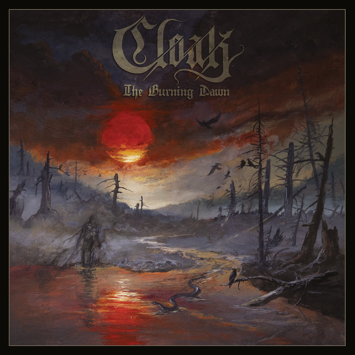 Cloak new album Burning Dawn