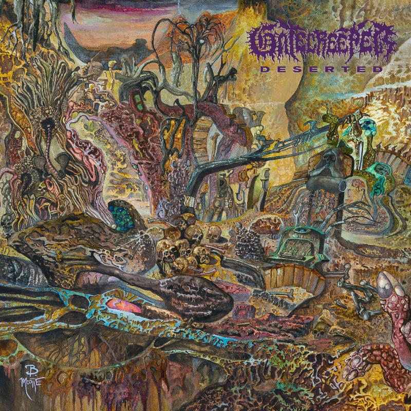 Gatecreeper new album 2019