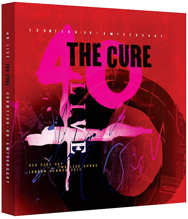 The Cure Curaetion box set
