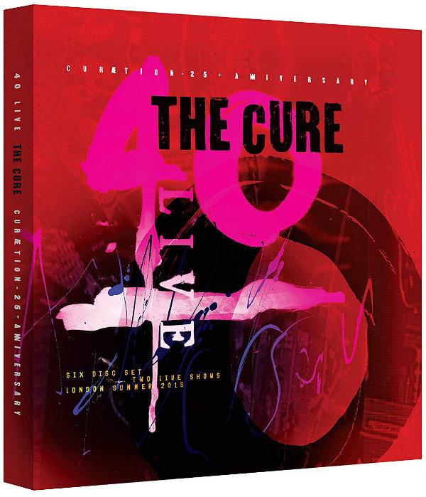 The Cure Curaetion box set