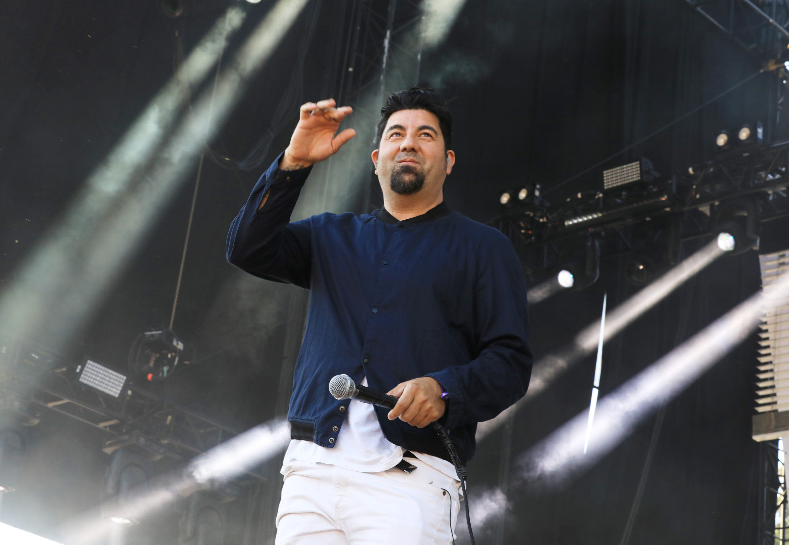 Deftones play Pasadena Daydream on Aug. 31, 2019