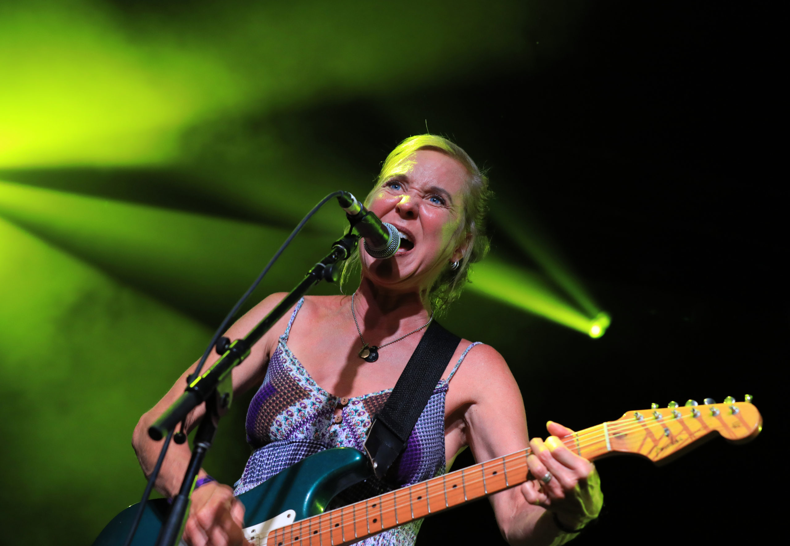 Throwing Muses play Pasadena Daydream on Aug. 31, 2019